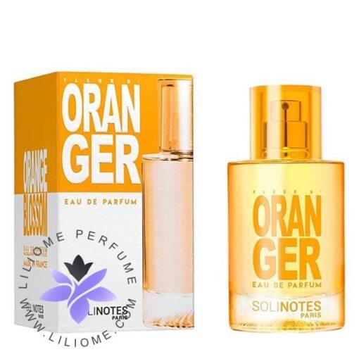 عطر ادکلن سولینوتس فلور د اورنجر-Solinotes Fleur d'Oranger