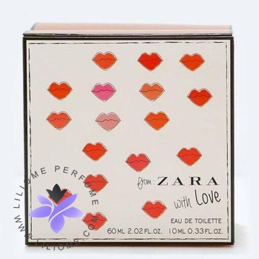 عطر ادکلن زارا ویت لاو-Zara With Love
