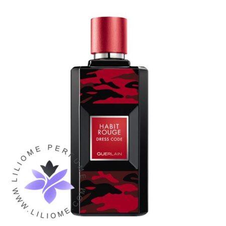 عطر ادکلن گرلن هبیت رژ دِرس کد 2018-Guerlain Habit Rouge Dress Code 2018