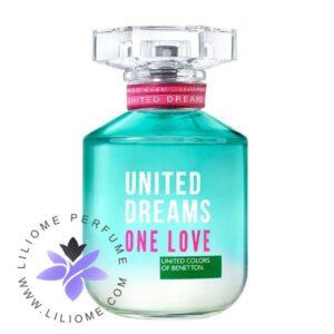عطر ادکلن بنتون یونایتد دریمز وان لاو-Benetton United Dreams One Love