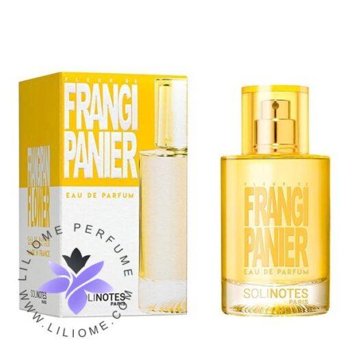 عطر ادکلن سولینوتس فلور د فرنجیپنیر-Solinotes Fleur de Frangipanier