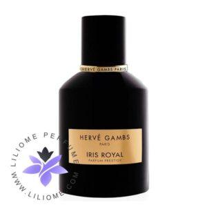 عطر ادکلن هرو گمبز پاریس ایریس رویال-Herve Gambs Paris Iris Royal