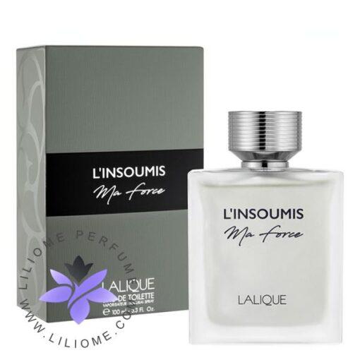 عطر ادکلن لالیک له اینسومیس ما فورس-Lalique L'Insoumis Ma Force