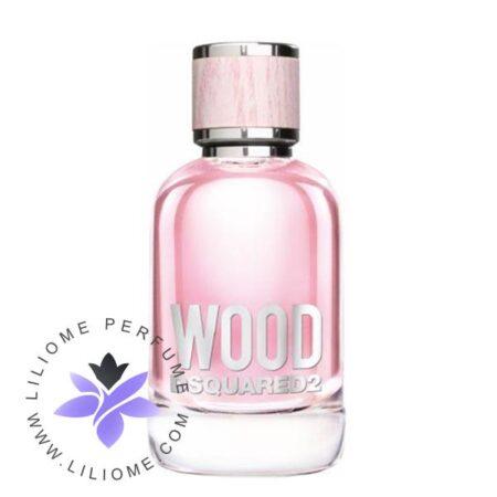 عطر ادکلن دی اسکورد وود زنانه-DSQUARED² Wood for Her
