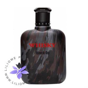 عطر ادکلن اوافلور ویسکی بلک آپ-Evaflor Whisky Black Op