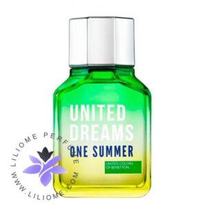 عطر ادکلن بنتون یونایتد دریمز وان سامر-Benetton United Dreams One Summer