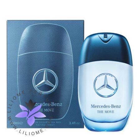 عطر ادکلن مرسدس بنز د موو-Mercedes Benz The Move