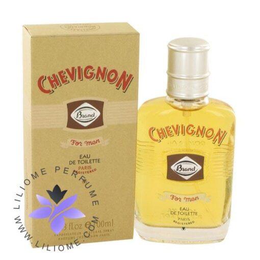 عطر ادکلن شویگنون مردانه-زرد-Chevignon Chevignon For Men