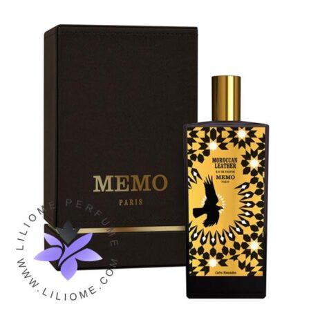 عطر ادکلن ممو موروکن لدر-Memo Morrocan Leather