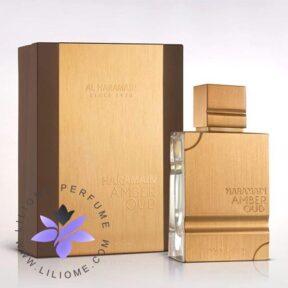عطر ادکلن الحرمین آمبر عود گلد ادیشن-Al Haramain Amber Oud Gold Edition