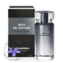 عطر ادکلن کارل لاگرفلد بویس د وتیور-Karl Lagerfeld Bois de Vetiver