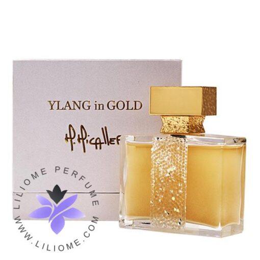 عطر ادکلن ام میکالف یلانگ این گلد-M. Micallef Ylang in Gold