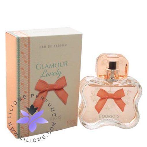 عطر ادکلن بورژوا گلامور لاولی-Bourjois Glamour Lovely