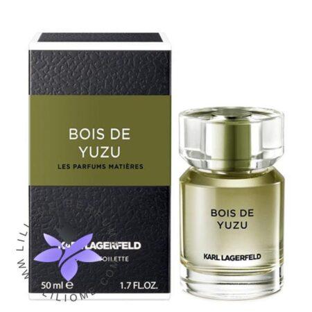 عطر ادکلن کارل لاگرفلد بویس د یوزو-Karl Lagerfeld Bois de Yuzu