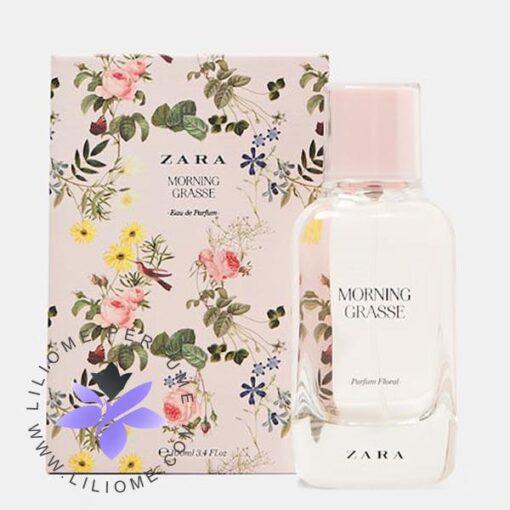 عطر ادکلن زارا مورنینگ گراس-Zara Morning Grasse