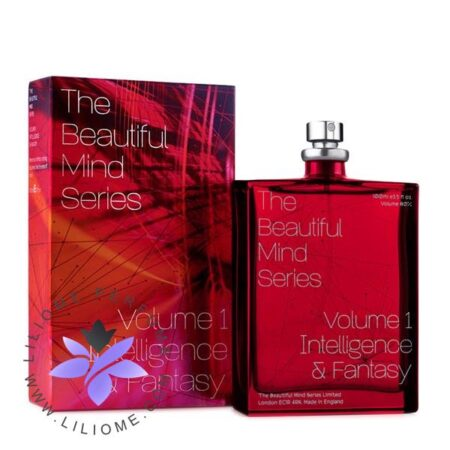 عطر ادکلن د بیوتیفول مایند سریز ولوم آی اینتلیجنس اند فانتزی-The Beautiful Mind Series Volume I Intelligence & Fantasy