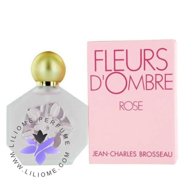 عطر ادکلن جان چارلز بروسو فلورز د آمبر رز-Jean charles brosseau Fleurs d'Ombre Rose