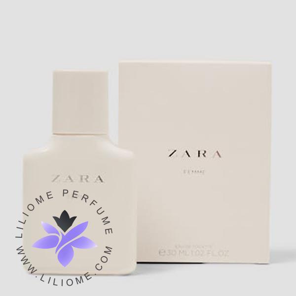 عطر ادکلن زارا فم 2018-Zara Femme 2018