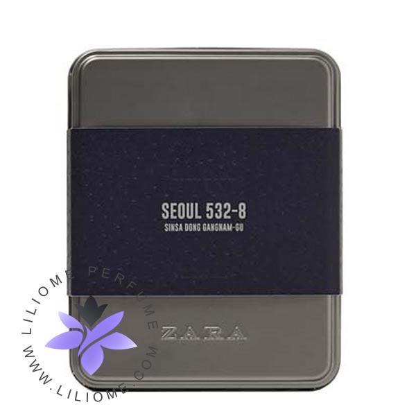 عطر ادکلن زارا سئول 8-532 سینسا دانگ گانگنام-گو-Zara Seoul 532-8 Sinsa Dong Gangnam-Gu