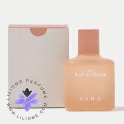 عطر ادکلن زارا 04 پیور سلکشن-Zara 04 Pure Selection