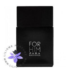 عطر ادکلن زارا فور هیم بلک ادیشن-Zara For Him Black Edition