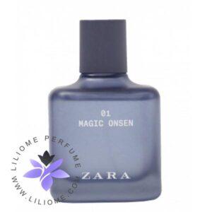 عطر ادکلن زارا 01 مجیک اونسن-Zara 01 Magic Onsen