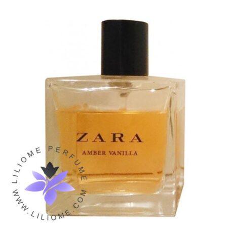 عطر ادکلن زارا آمبر وانیل-Zara Amber Vanilla