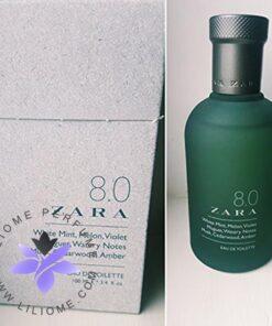 عطر ادکلن زارا 8.0 زارا-Zara 8.0 Zara