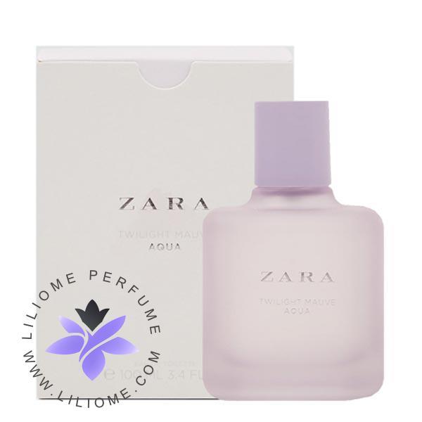 عطر ادکلن زارا توایلایت موو آکوا-Zara Twilight Mauve Aqua