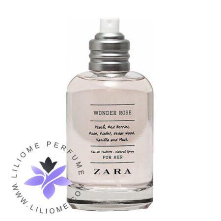 عطر ادکلن زارا واندر رز-Zara Wonder Rose