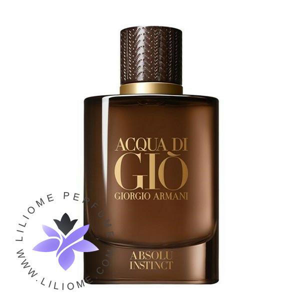 عطر ادکلن جورجیو آرمانی آکوا دی جیو ابسولو اینستینکت-Giorgio Armani Acqua di Giò Absolu Instinct