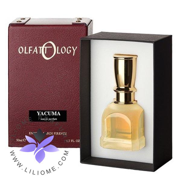 عطر ادکلن اولفاتولوژی یاکوما-Olfattology Yacuma