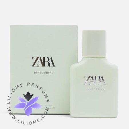 عطر ادکلن زارا بری گرین-Zara Berry Green