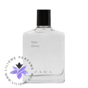 عطر ادکلن زارا من سیلور-سفید-Zara Man Silver