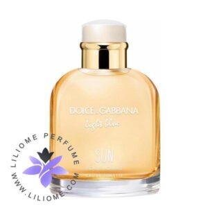 عطر ادکلن دلچه گابانا لایت بلو سان پور هوم-Dolce Gabbana Light Blue Sun Pour Homme