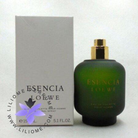تستر اورجینال عطر لوئو اسنسیا مردانه-Loewe Esencia pour Homme Tester 150ml