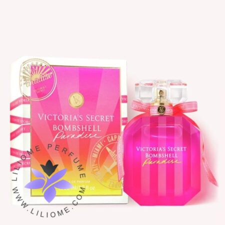 عطر ادکلن ویکتوریا سکرت بامبشل پارادایس-Victoria Secret Bombshell Paradise