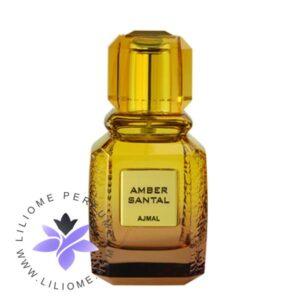 عطر ادکلن اجمل آمبر سانتال-Ajmal Amber Santal
