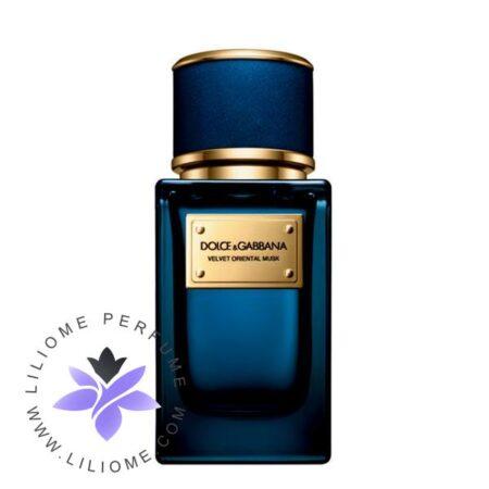 عطر ادکلن دلچه گابانا ولوت اورینتال ماسک-Dolce Gabbana Velvet Oriental Musk
