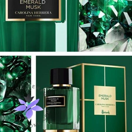 عطر ادکلن کارولینا هررا امرالد ماسک-Carolina Herrera Emerald Musk