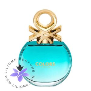 عطر ادکلن بنتون کالرز د بنتون بلو-Benetton Colors de Benetton Blue