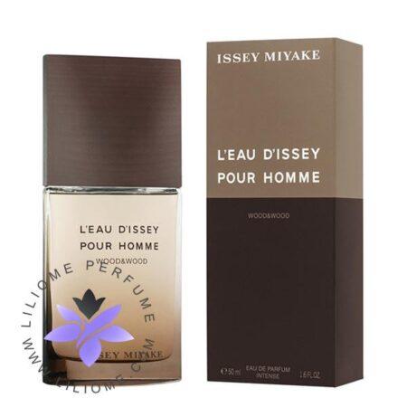 عطر ادکلن ایسی میاکه لئو د ایسی پور هوم وود اند وود-Issey Miyake L'Eau d'Issey pour Homme Wood & Wood