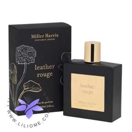 عطر ادکلن میلر هریس لدر رژ-Miller Harris Leather Rouge
