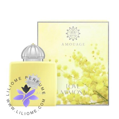 عطر ادکلن آمواج لاو میموسا-Amouage Love Mimosa