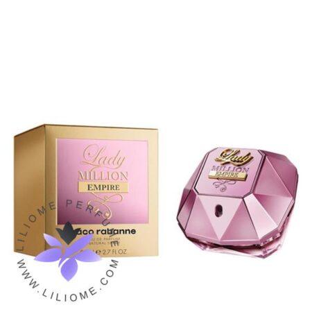 عطر ادکلن پاکو رابان لیدی میلیون امپایر-Paco Rabanne Lady Million Empire