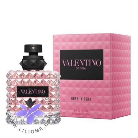 عطر ادکلن والنتینو دونا بورن این روما-Valentino Donna Born In Roma