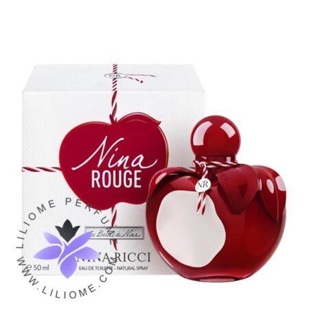 عطر ادکلن نیناریچی نینا رژ-Nina Ricci Nina Rouge