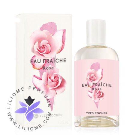 عطر ادکلن ایو روشه رز-Yves Rocher Rose