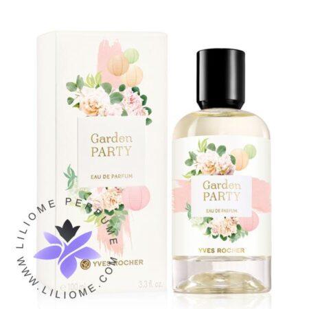 عطر ادکلن ایو روشه گاردن پارتی-Yves Rocher Garden Party