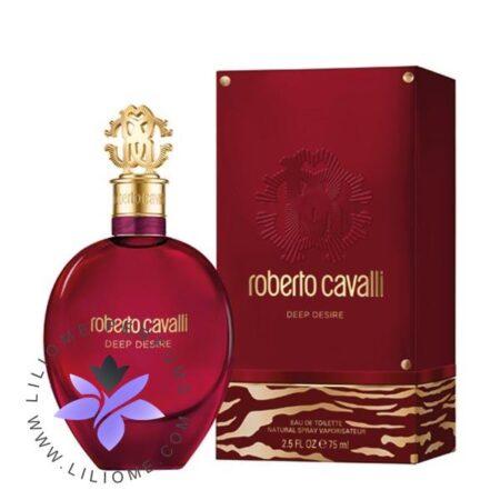 عطر ادکلن روبرتو کاوالی دیپ دیزایر-Roberto Cavalli Deep Desire